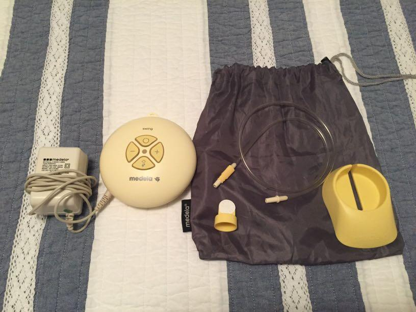 Medela Breast Pump & Accessories (Immaculate Condition)
