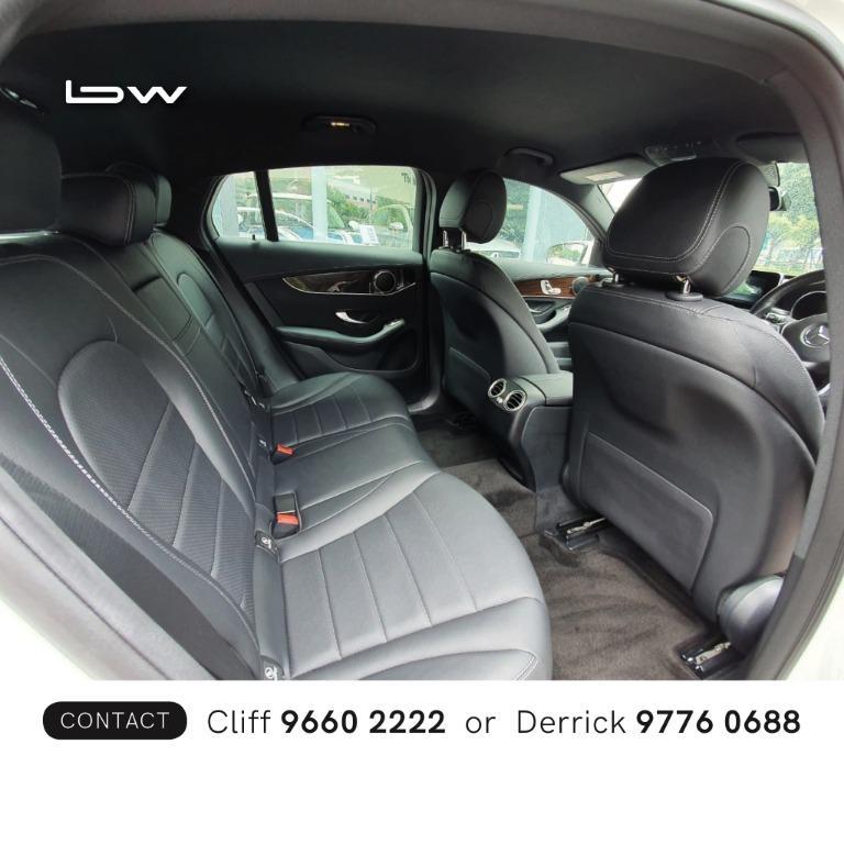 Mercedes-Benz GLC-Class GLC250 Coupe AMG Line Auto