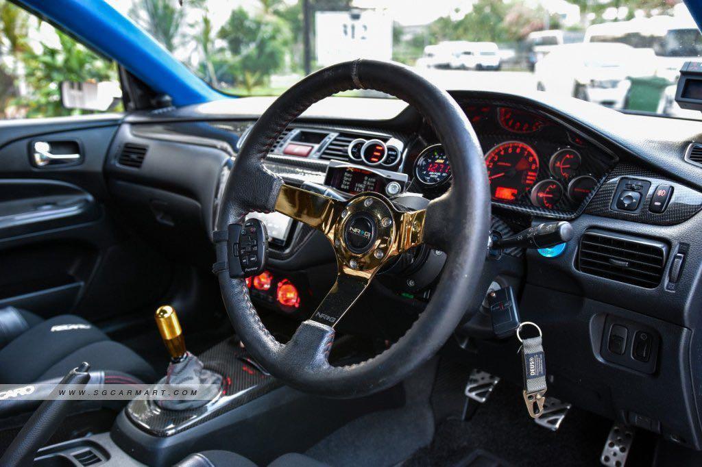 Mitsubishi Lancer 1.6 MR Sports (M)