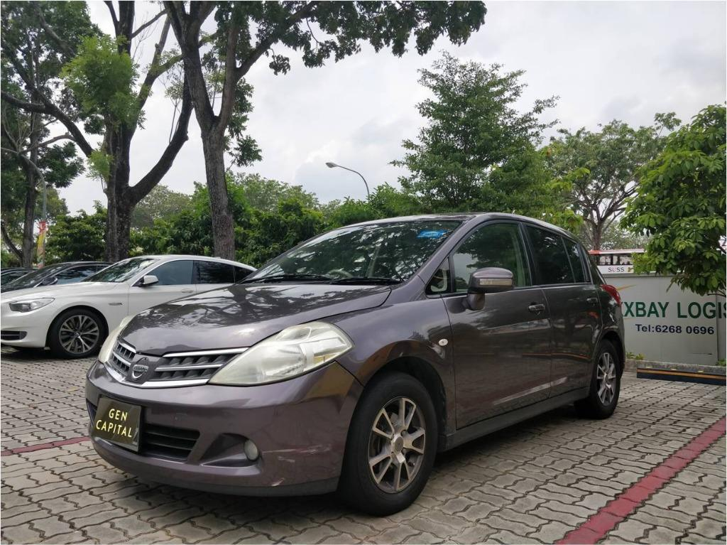 Nissan Latio *Early CNY Promo whatsapp @87493898 now! Deposit $500 Driveaway Immediately!*
