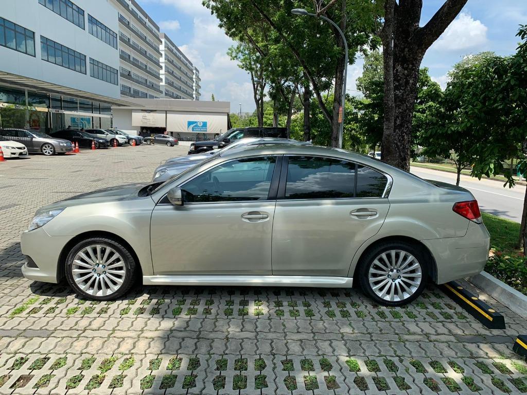 Subaru Legacy 2.0 *Early CNY Promo whatsapp @87493898 now! Deposit $500 Driveaway Immediately!*