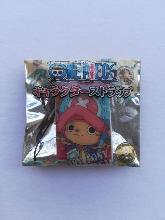 Suntory Lemon Koime x One Piece - Tony Tony Chopper - Character Strap