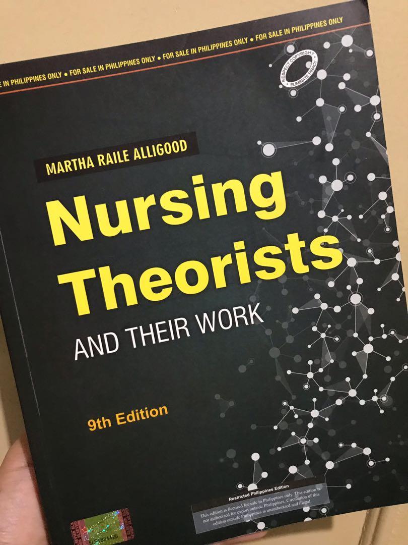 tfn nursing theorists and their work 9th edition nursing book