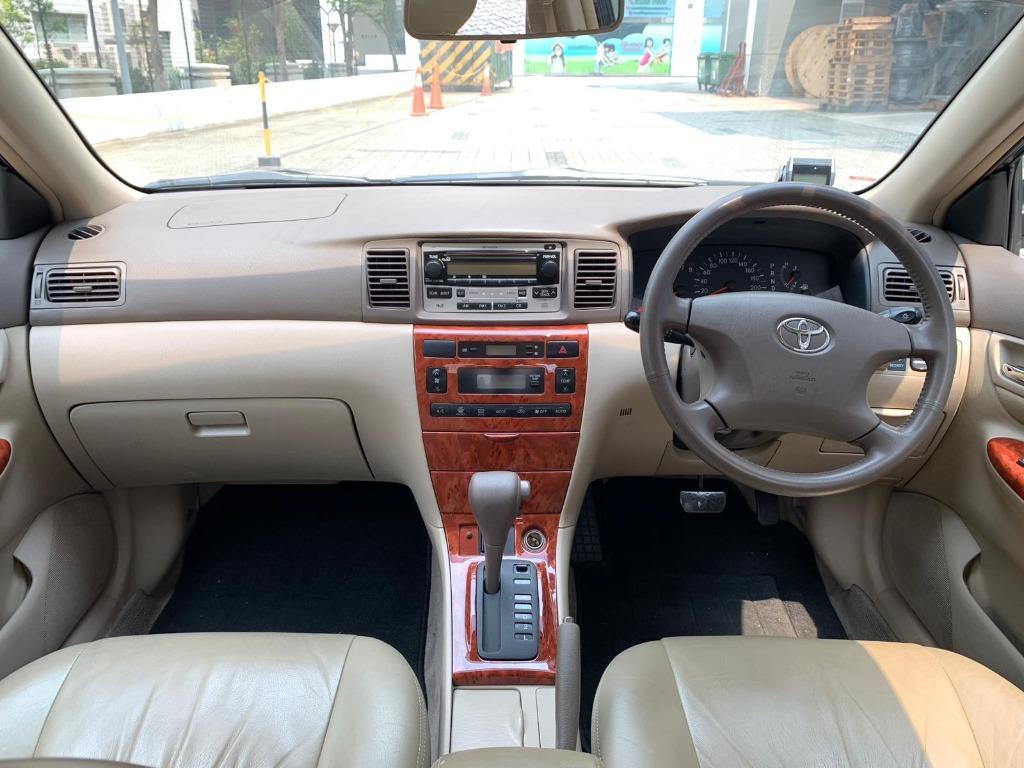 Toyota Altis *Early CNY Promo whatsapp @87493898 now! Deposit $500 Driveaway Immediately!*
