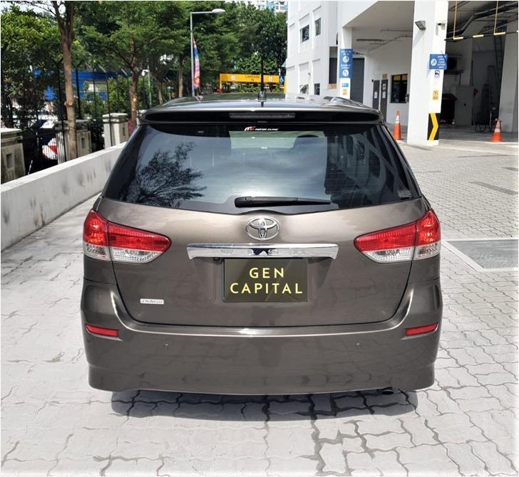 Toyota Wish *Early CNY Promo whatsapp @87493898 now! Deposit $500 Driveaway Immediately!*