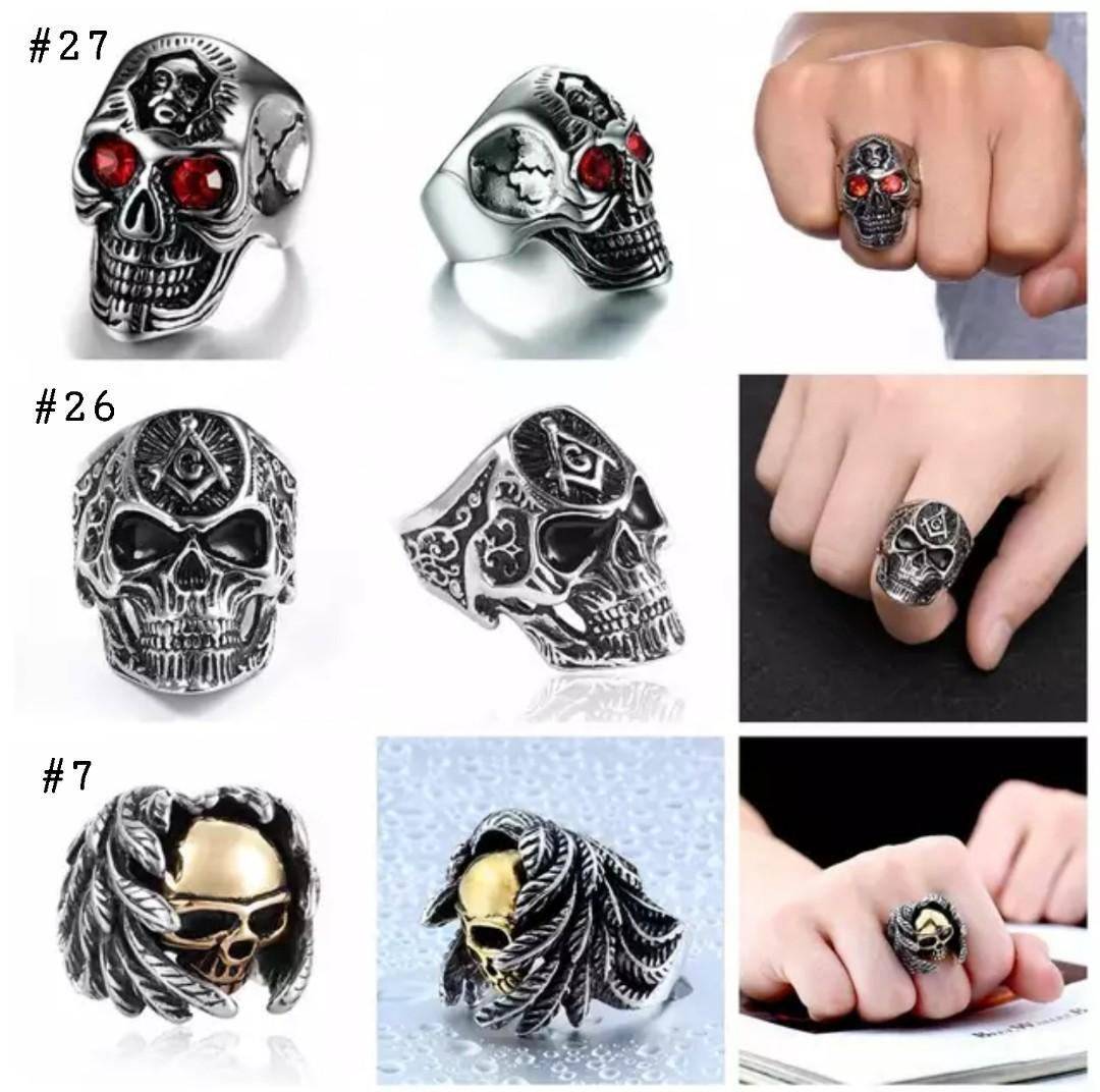Two For One Ring Sale Mens Or Womens Classic Style Rings