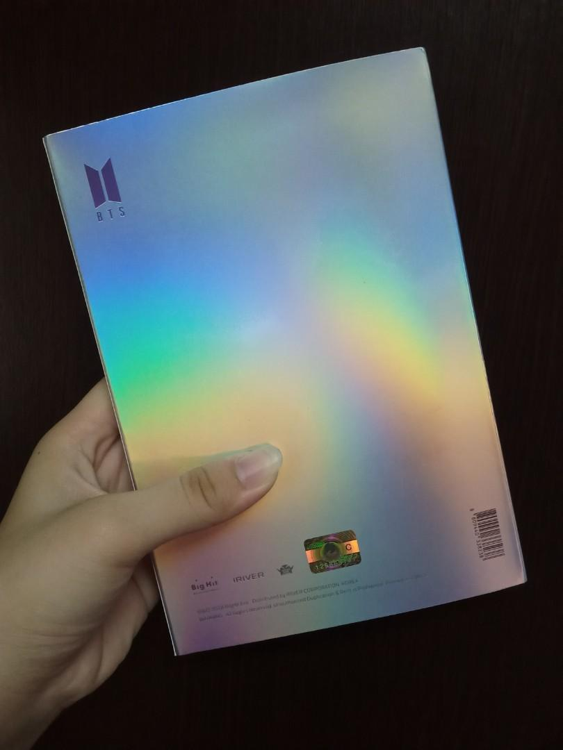 [UNSEALD]BTS LY ANSWER E VERSION OFFICIAL ALBUM ONLY