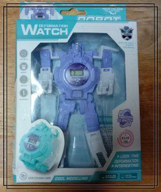 robot watch#出清2019