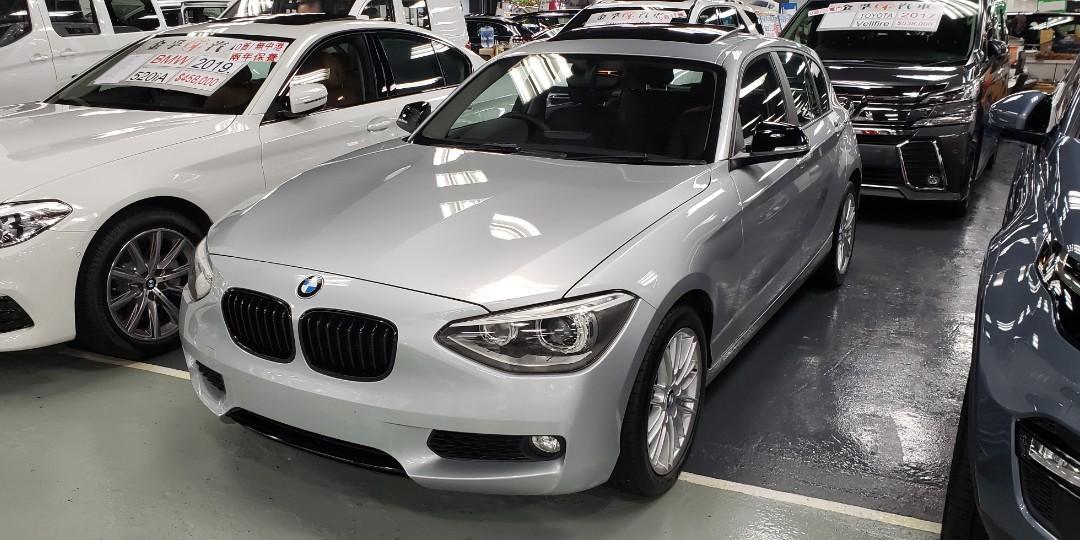 2012 BMW 118IA