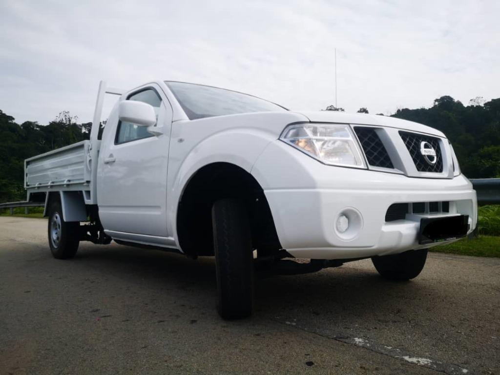 2013 NISSAN NAVARA 2.5 L 4X2 (M) PICK UP B/L LOAN KEDAI DP 3-5k