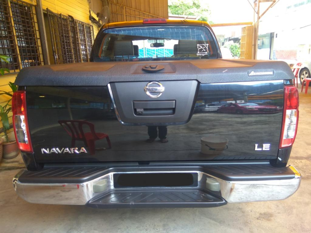 2015 NISSAN NAVARA 2.5 LE  4X4 AUTO FACELIFT FULL SPEC ONE OWNER   http://wasap.my/601110315793/Navara2015Black