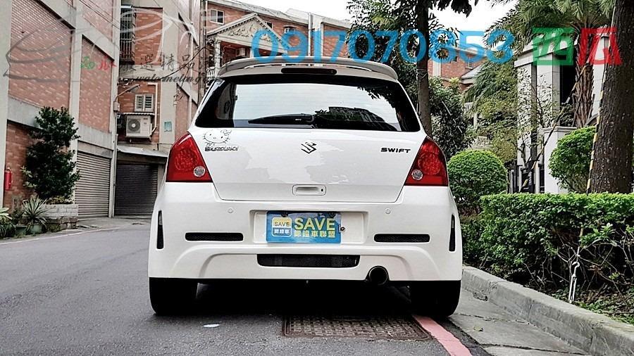 一手空姐車 少開跑12萬 2006年 SWIFT 頂級小車便宜實用 代步車首選 有工作即可辦理全額貸款唷