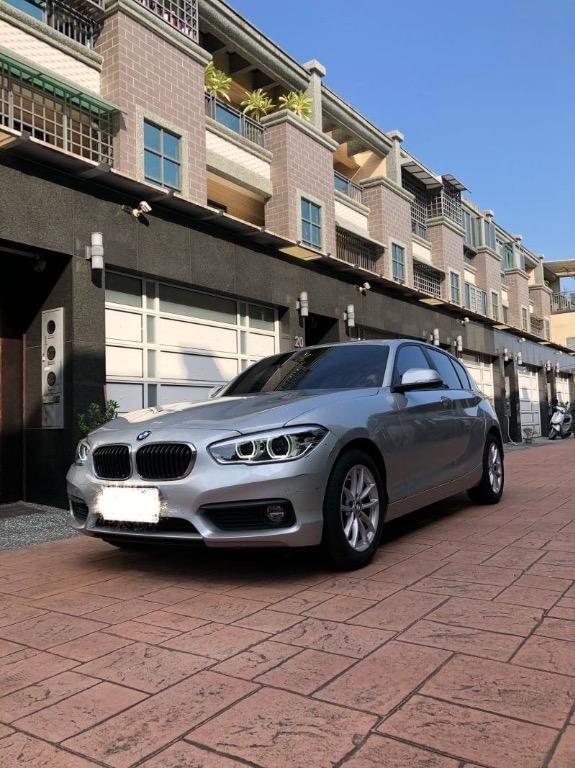 BMW 17年 118i 1.5cc 灰色