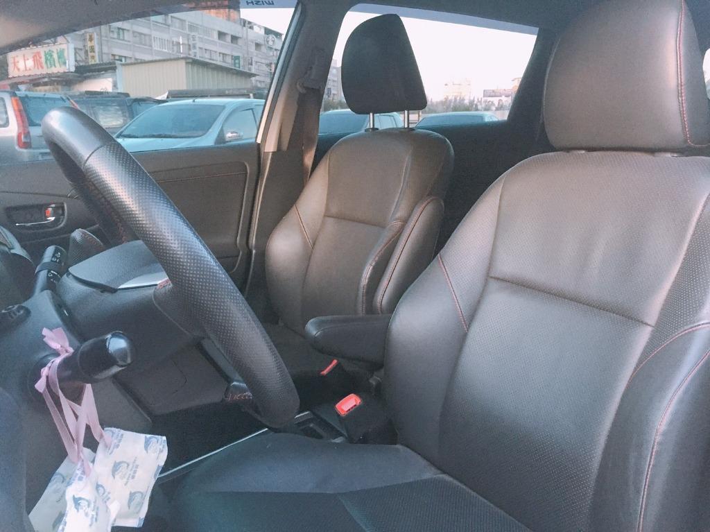 🚗跨年前 讓你有車載妹子 🚗 2015年 Wish    超級白 全額貸/還有錢可以拿