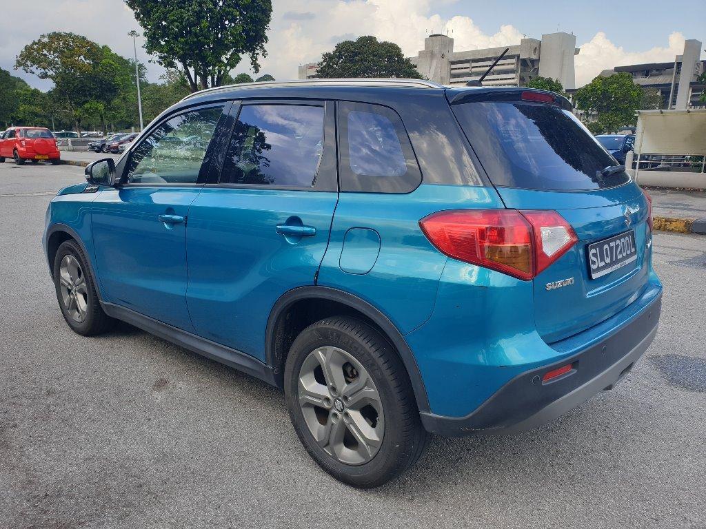 Cheapest Long Term Rental - Suzuki Vitara 1.6A GLX