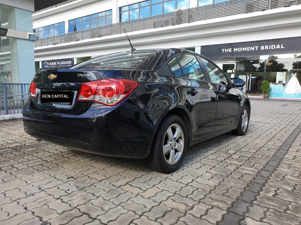 Chevrolet Cruze @ Lowest rental rates, good condition!