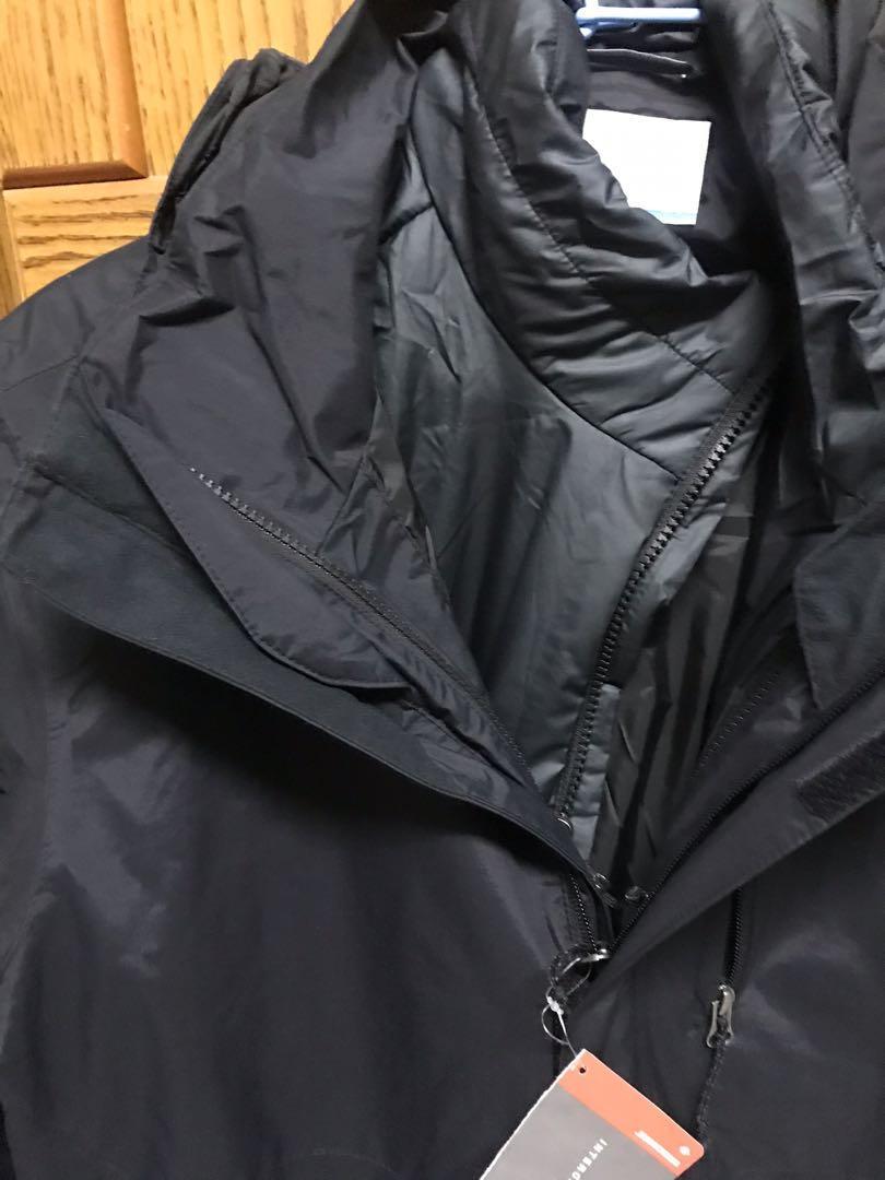 columbia  - Omni-TECH™兩件式防水保暖羽絨外套(黑)