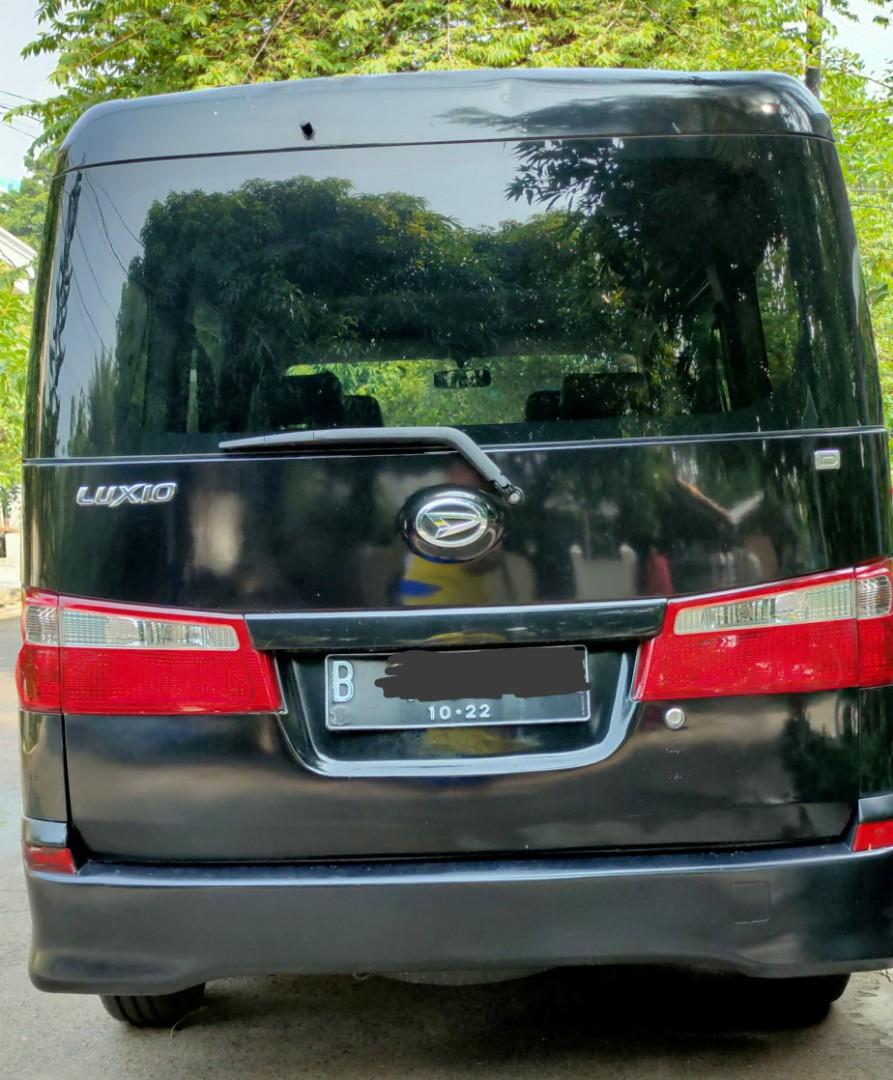 Dijual Daihatsu Luxio bukan Sigra Ayla Terios Toyota