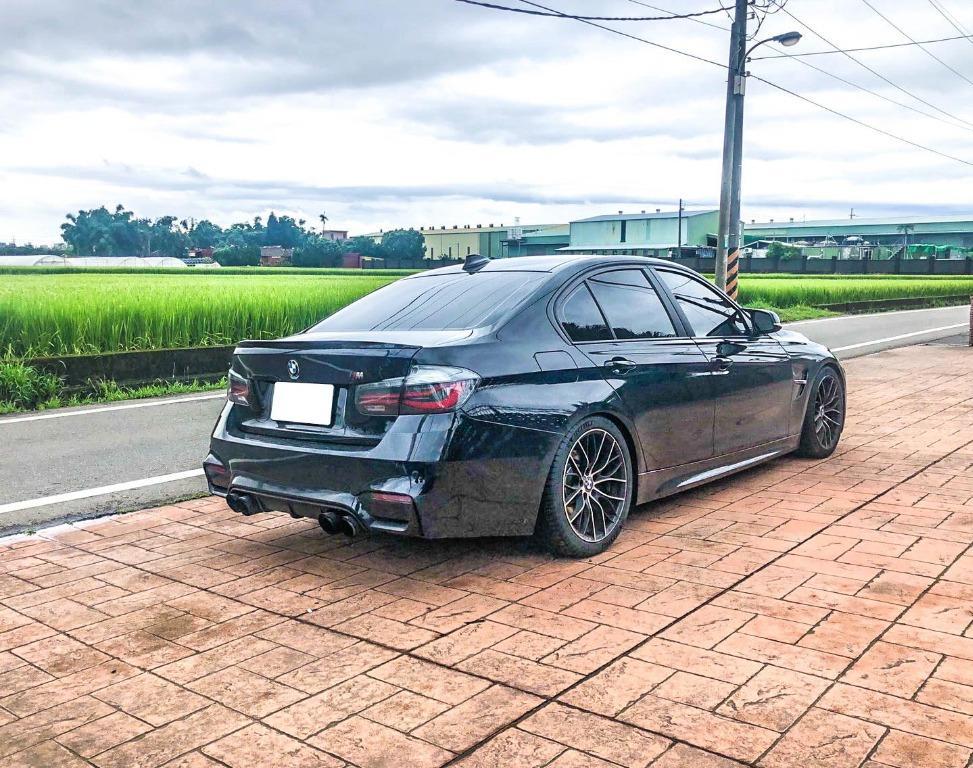 FB:曉陸の誠信車庫 13年328 黑改