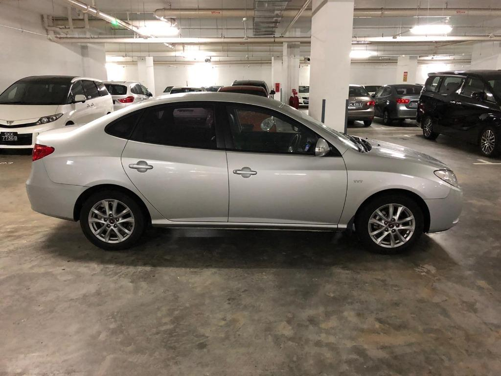 Hyundai Avante 100% No hidden fees & charges. Early CNY Promo Whatsapp @87493898 now!!