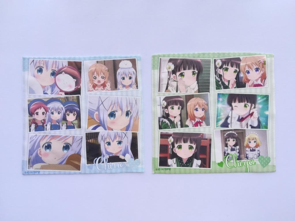 Is the order a rabbit? - Chino / Chiya - Microfiber Towel