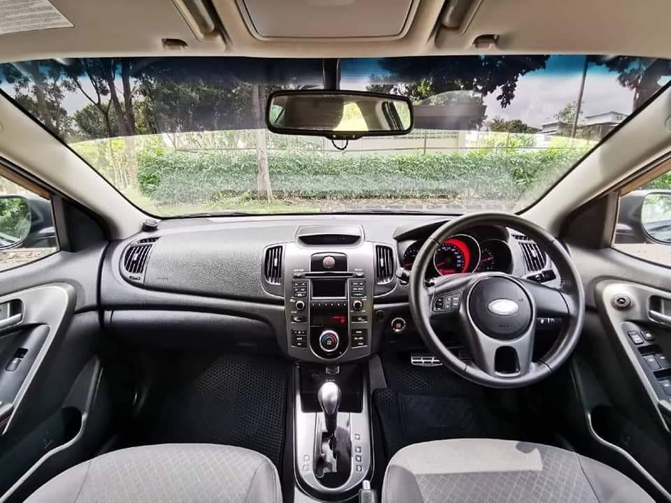 Kia Forte 1.6 Auto Sx Tahun 2010 Push Start FULL LOAN
