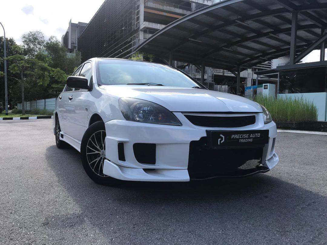 Mitsubishi Lancer Glx  Auto
