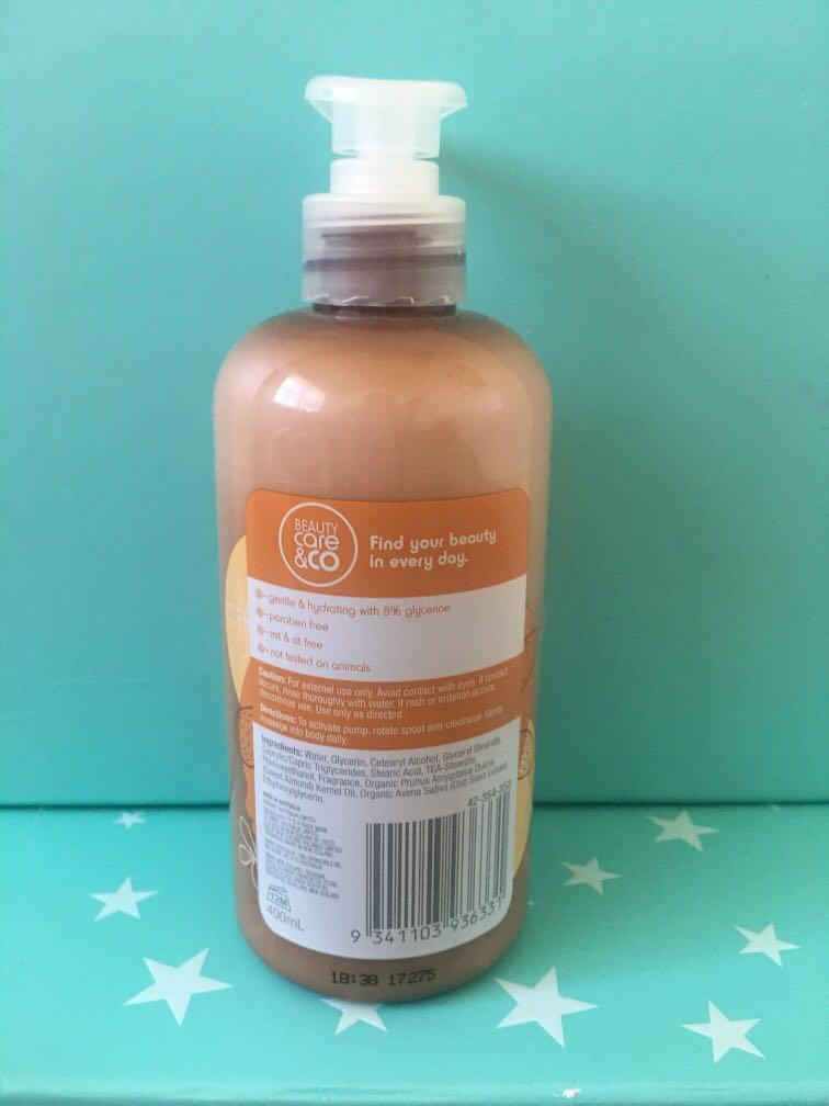 Moisturising Coconut Delight Body Lotion With Sweet Almond Oil