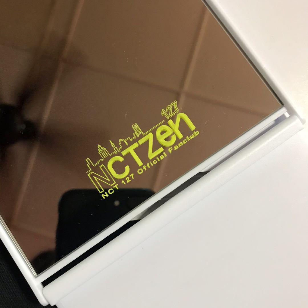 NCT127 Winter with NCT127 Fanmeeting Mirror official