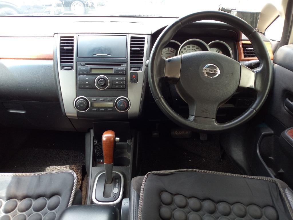 Nissan Latio @ Lowest rental rates, good condition!