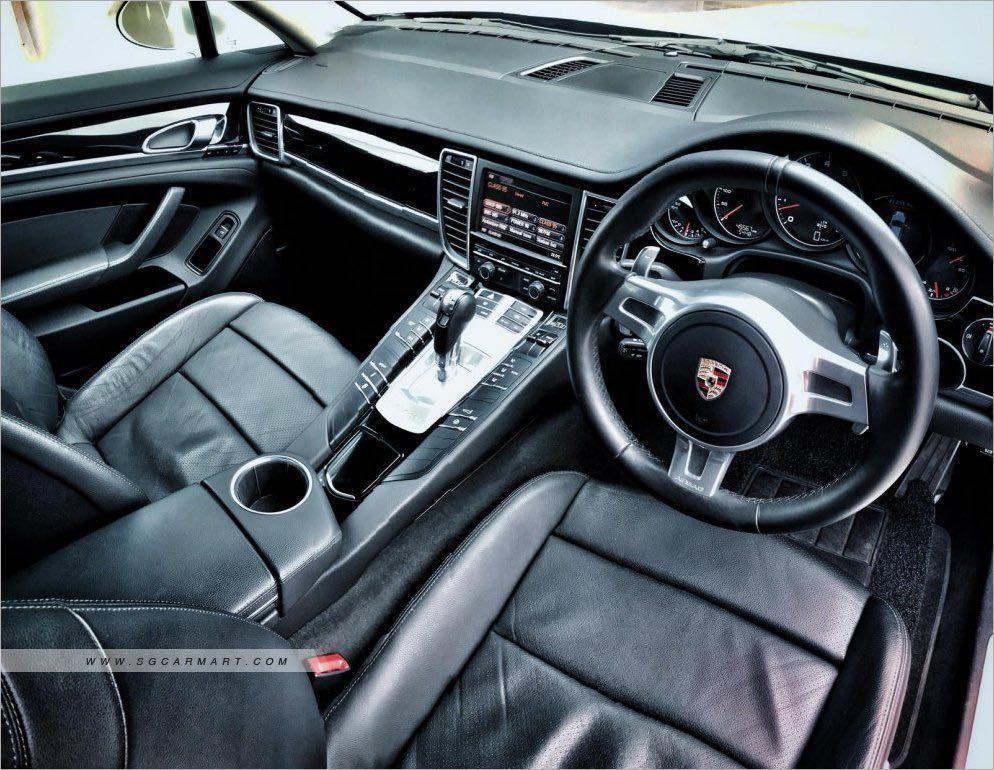 Porsche Panamera PDK (A)
