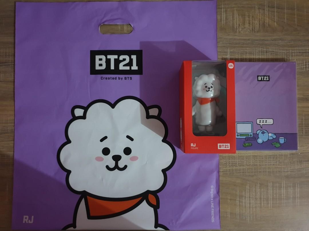[PURCHASED] BT21 Pop-Up Store at Sunway Pyramid Shopping Service (23/12)