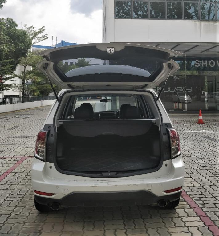 Subaru Forester 2.0A 100% No hidden fees & charges. Early CNY Promo Whatsapp @87493898 now!!