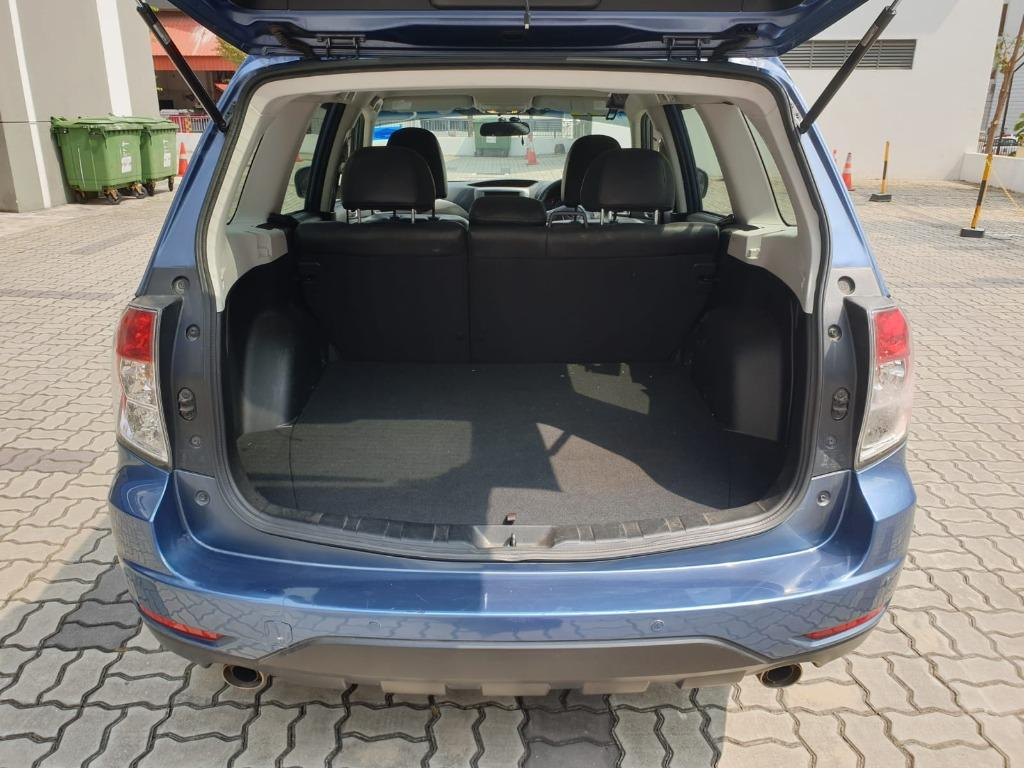 Subaru Forester @ Lowest rental rates, good condition!