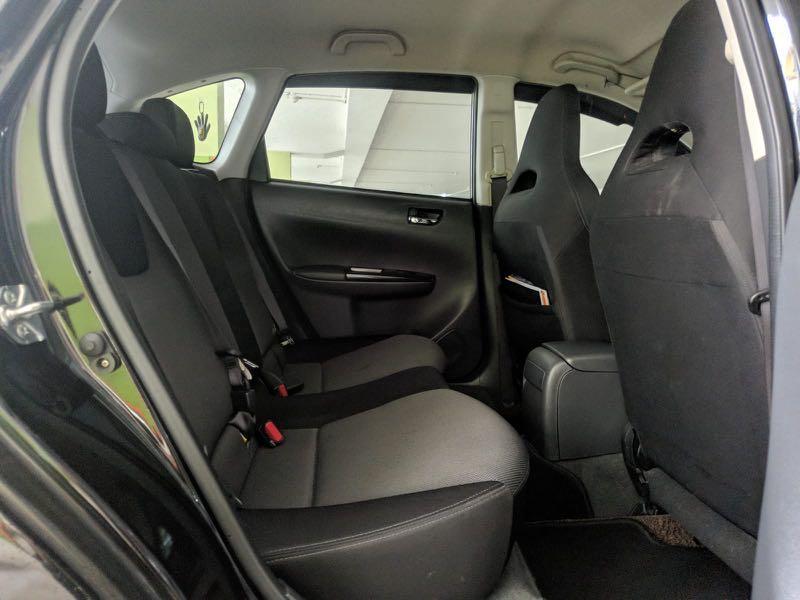 Subaru Impreza WRX 2.5 5-Dr (M)