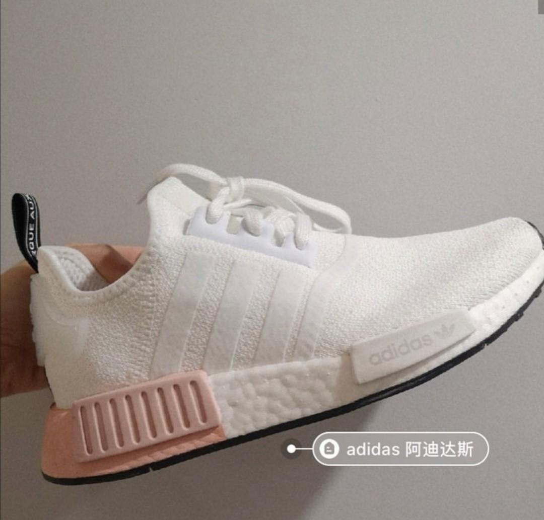 eliminar Explícito internacional  TAIWAN DAIGOU) Adidas NMD R1, Women's Fashion, Shoes, Sneakers on Carousell