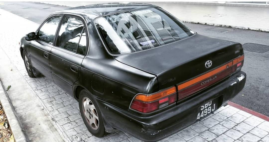 Toyota Corolla 1 .3m Manual