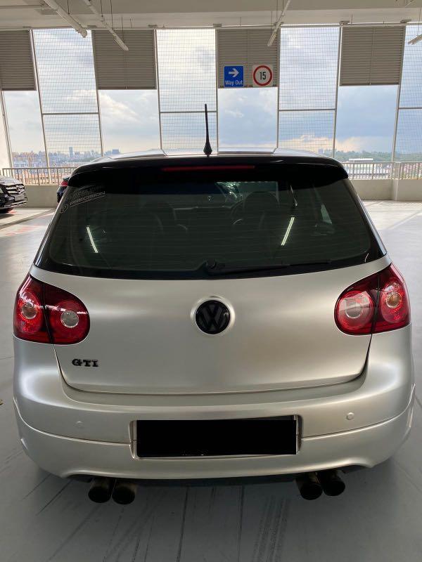 Volkswagen Golf 2.0 GTD TDI (A)