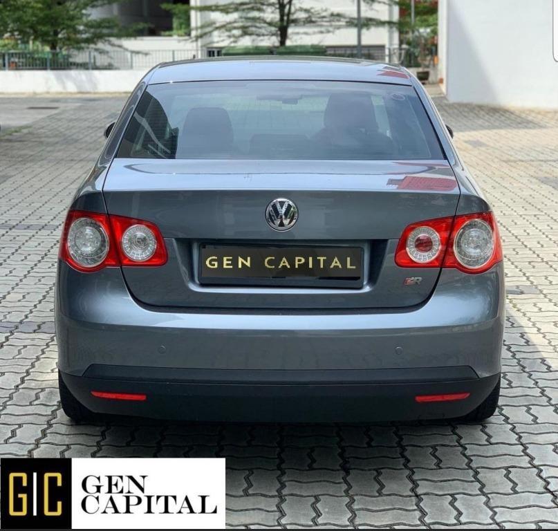 Volkswagen Jetta @ Lowest rental rates, good condition!