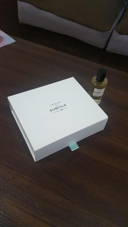 [WTS] BTS x VT L'atelier des Subtils (Eau de Vert) Perfume