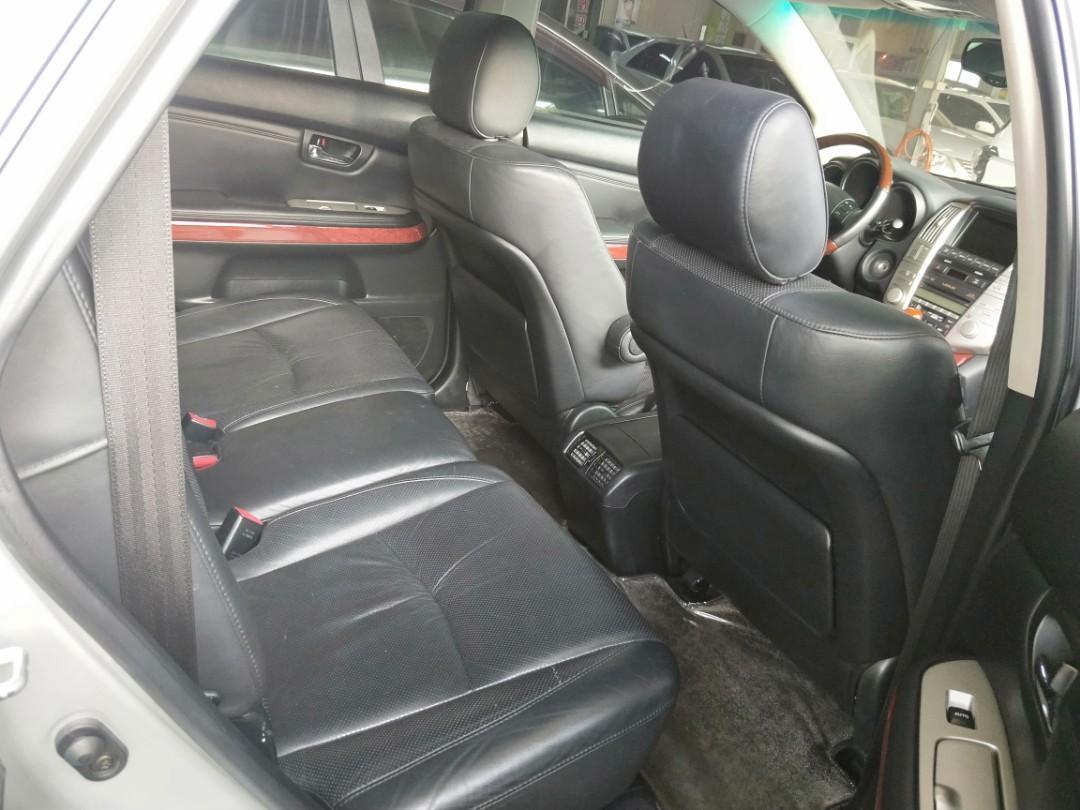 06年凌志Rx350 全景天窗 電動尾門 定速 電動椅 導航