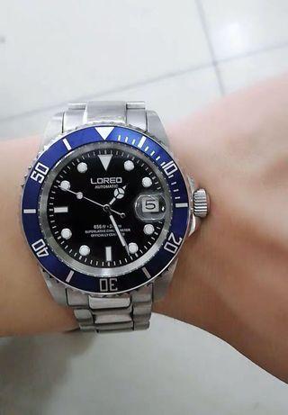 Submariner Watch by Loreo