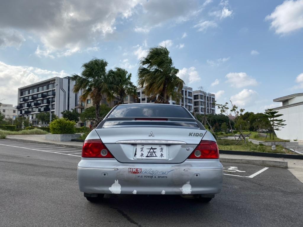 2003年 三菱 VIRAGE 1.8