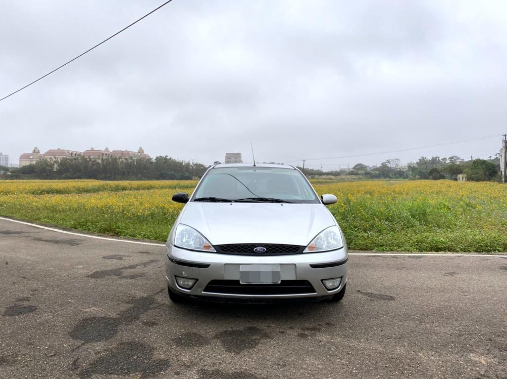 2004年 FORD 福特 FOCUS 1.6 五門