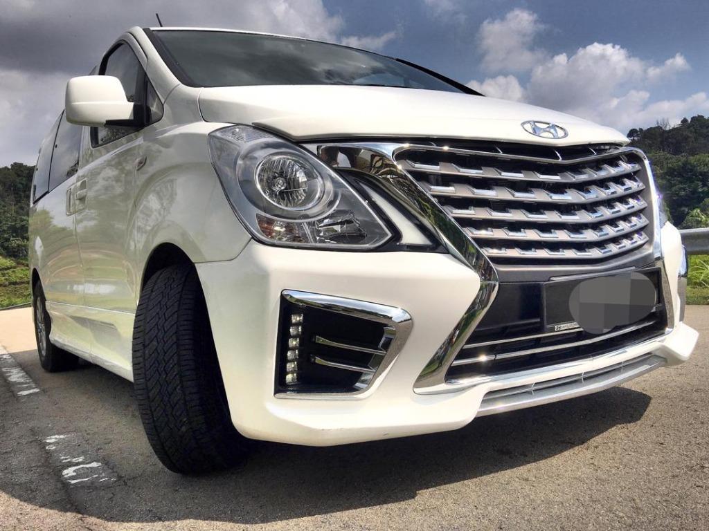 2013/14 Hyundai GRAND STAREX 2.5 ROYALE (A) FACELIFT