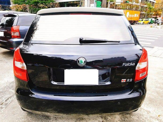 🎊限時跨年特惠價 *2012年款FABIA GT版 👍81萬8等級 歐系高剛性車款 一手車只跑7萬