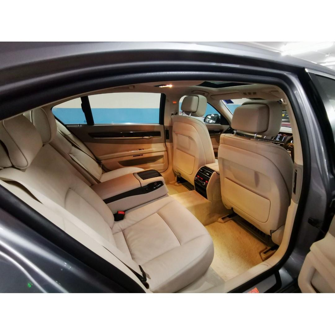 BMW 740LIA Facelift 2013年