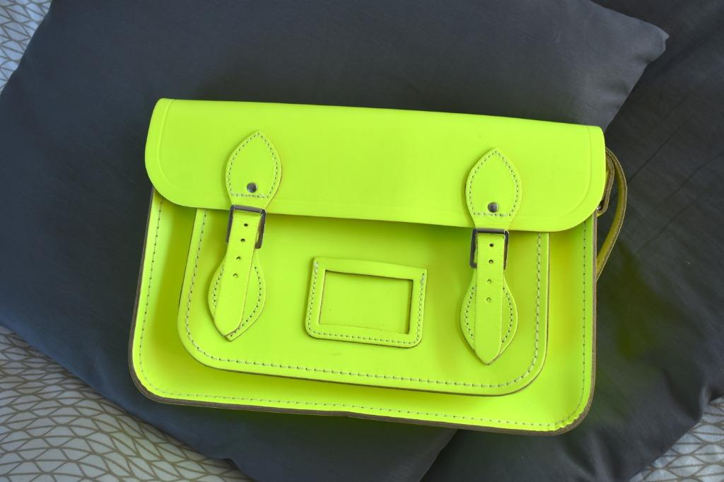 Cambridge Satchel 13 inch handbag purse 70% off - no haggling