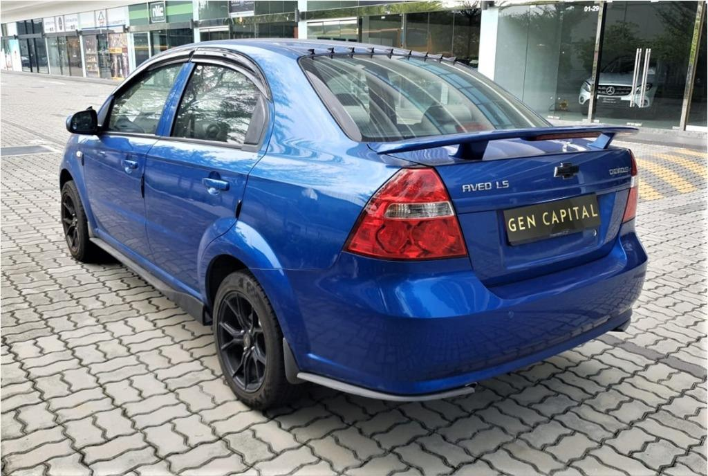 Chevrolet Aveo Sport Special Christmas Promo Pm or whatsapp @85884811 now! Just $500 Deposit to Driveaway Immediately!*