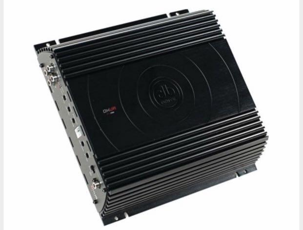 Db Drive A71100.1 Okur(r) A7 Series Class D Monoblock Amp (1,100 Watts Max)